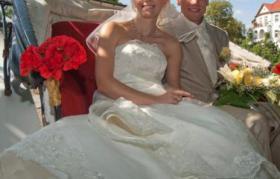 Foto 2 Wundersch�nes Hochzeitskleid Allure