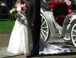 Foto 3 Wundersch�nes Hochzeitskleid Allure