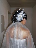 Foto 2 Wunderschönes Hochzeitskleid !!Unikat!! Grösse 36-38