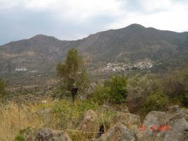 Wunderschönes Hügelgrundstück auf Methana/Griechenland