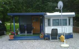 Wunderschönes Mobilheim in Oberammergau zu verkaufen