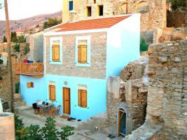 Wunderschönes Natursteinhaus auf Symi/Griechenland