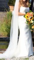 Foto 3 Wunderschönes gebrauchtes Brautkleid, Gr.36/38