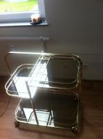 Foto 3 Wunderschönes goldenes Lampenset