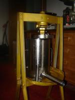 Wurstpresse, Wurstfüllmaschine 10 kg Füllung