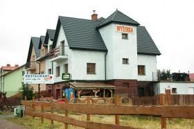 Wyzerka Pension Restaurant Ostsee Leba