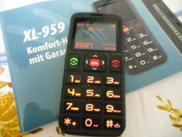 XL-Komfort-Handy Sim valley XL-959