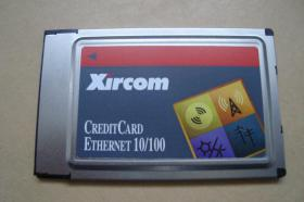 Xircom Credit Card Ethernet 10/100