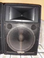 Foto 3 YAMAHA S115IV passive Fullrange Lautsprecher Boxen 2 Stück
