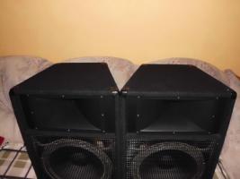 Foto 4 YAMAHA S115IV passive Fullrange Lautsprecher Boxen 2 Stück