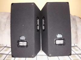 Foto 6 YAMAHA S115IV passive Fullrange Lautsprecher Boxen 2 Stück
