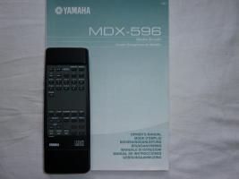 Yamaha MDX - 596