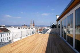 Your exclusive penthouse flat in the heart of Vienna/Austria