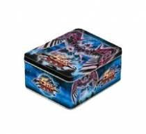 Yu gi oh tin box mit motiv monster karte