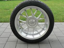 Z3.Alufelgen mit Reifen