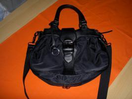 Foto 4 Zauberhafte schwarze Handtasche von ''Belmondo''
