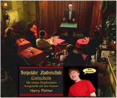 Der Zauberkurs, Kinder-Zauberschule