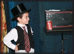 Ein junger Zauberlehrling