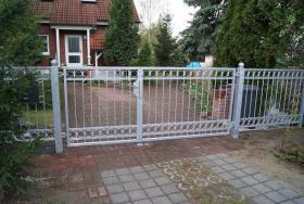 Foto 5 Zaun Metallzaun, Zäune aus Polen, Geländer , Metalltreppen, Balkone, Tore, , Fenstergitter!!!