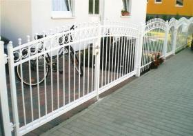 Foto 9 Zaun Metallzaun, Zäune aus Polen, Geländer , Metalltreppen, Balkone, Tore, , Fenstergitter!!!