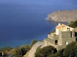 Zeitlose Villa in bester Lage auf den Kykladen/Griechenland