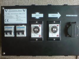 Zeitschaltuhr VOC Timer box