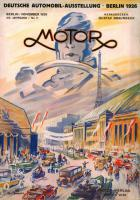 Zeitschrift MoToR, Braunbeck Motor Verlag 1913 – 1929