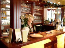 Zentral gelegenes Restaurant mit Biergarten zu verkaufen