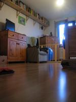 Zentrale Wohnung in Mayen schöne Aussicht auf die Genovevaburg