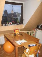 Foto 2 Zentrale Wohnung in Mayen schöne Aussicht auf die Genovevaburg