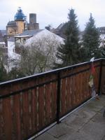 Foto 5 Zentrale Wohnung in Mayen schöne Aussicht auf die Genovevaburg
