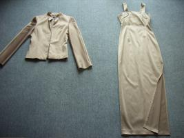 Zero Abendkleid Gr. 36 mit Blazer