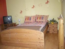 Doppelbett Zimmer 1