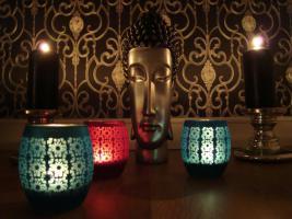 Zimmer für Tantra-Massagen