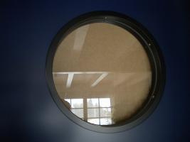 zimmert r mit bullauge incl zarge 73 5 x 198 x 16 5 cm rechts in amtzell von privat. Black Bedroom Furniture Sets. Home Design Ideas