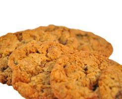 Foto 2 Zimt-Pflaume Cookies mmm.