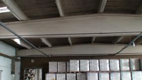 Foto 2 Zu verschenken Solide 800m2 STAHLBETONHALLE Werkhalle / Lagerhalle zur Selbstdemontage
