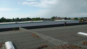Foto 3 Zu verschenken Solide 800m2 STAHLBETONHALLE Werkhalle / Lagerhalle zur Selbstdemontage