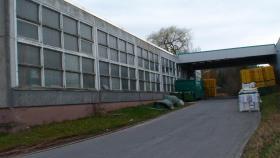 Foto 4 Zu verschenken Solide 800m2 STAHLBETONHALLE Werkhalle / Lagerhalle zur Selbstdemontage