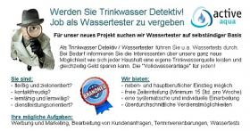 www.Wassertester-Job.de