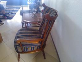 Foto 3 Zwei Armlehnensessel der Firma Casala