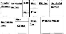 Foto 10 Zwei-Mod-8 Fam-Häuser, Kpr.295.000, -ME-40.000,00-Netto Spitzen Kapital-Anlage! zwei Modernisierte 8 Familien-Häuser Kaufpreis: Haus a)  165.000,00 Euro Haus b) 135.000,00 Euro Angebot-Nr.: <Wu-01110-A-F-On> 42105 Wuppertal- Elberfeld, City- Rand- No