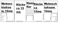 Foto 12 Zwei-Mod-8 Fam-Häuser, Kpr.295.000, -ME-40.000,00-Netto Spitzen Kapital-Anlage! zwei Modernisierte 8 Familien-Häuser Kaufpreis: Haus a)  165.000,00 Euro Haus b) 135.000,00 Euro Angebot-Nr.: <Wu-01110-A-F-On> 42105 Wuppertal- Elberfeld, City- Rand- No