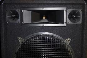 Foto 4 Zwei OMNITRONIC DX-2522 3-Wege Boxen a 1200 W