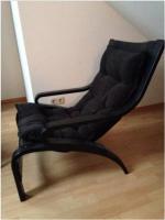 Foto 2 Zwei Sessel mit Fußbank