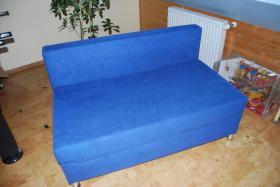 Foto 3 Zwei Sofas in Blau
