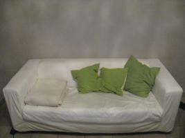 Foto 2 Zwei neuwertige Sofas ''Klippan''