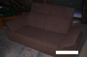 Foto 3 Zwei wunder schöne Zweisitzer Sofas