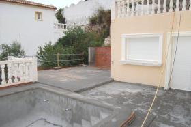 Foto 4 Zweigeschössiges Haus in Denia an der Costa Blanca