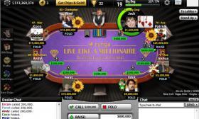 Zynga Facebook Poker Chips Pokerchips (Yahoo) 5 M bis 50 M